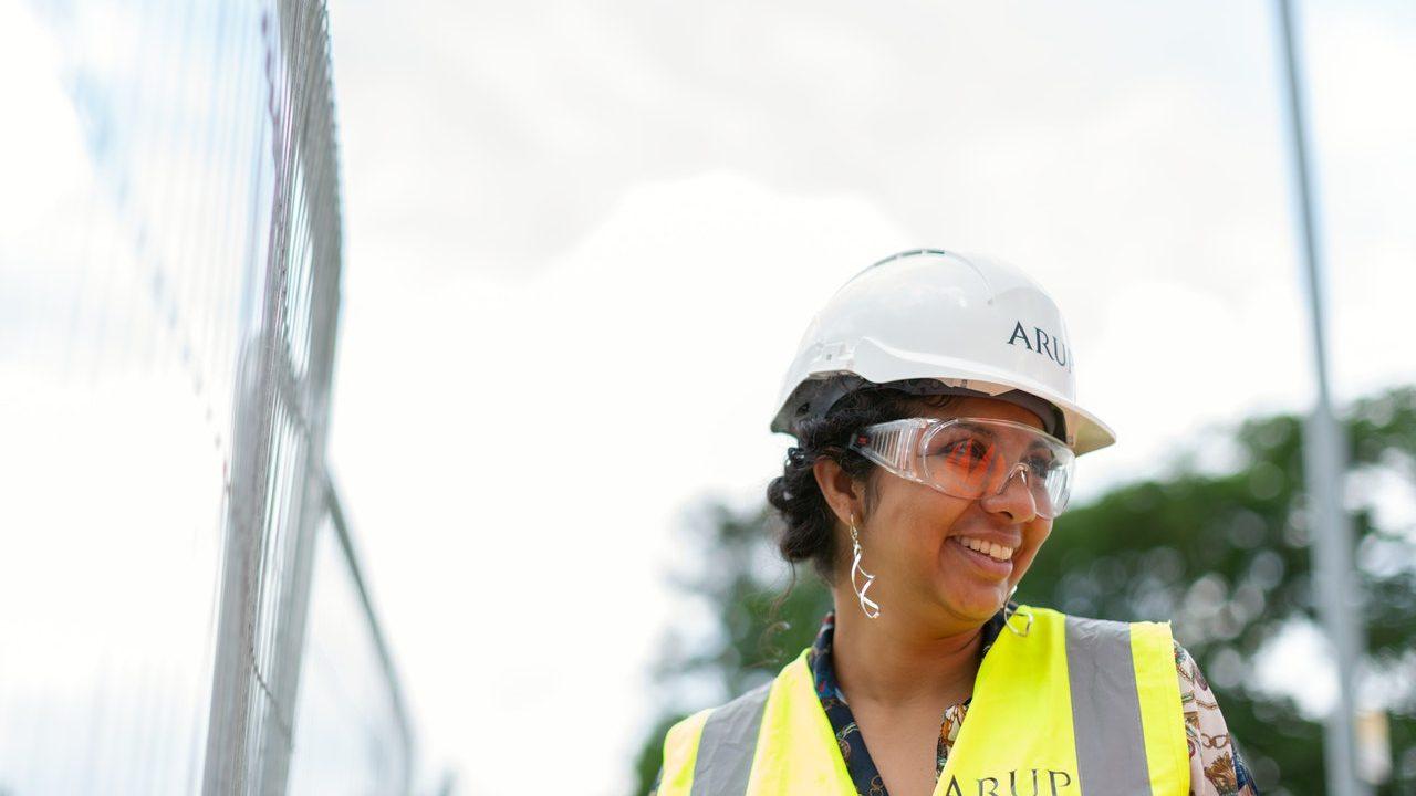 Women in construction industry